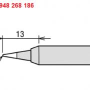 Mỏ hàn thiếc goot RX-80HRT-PHLB-S3
